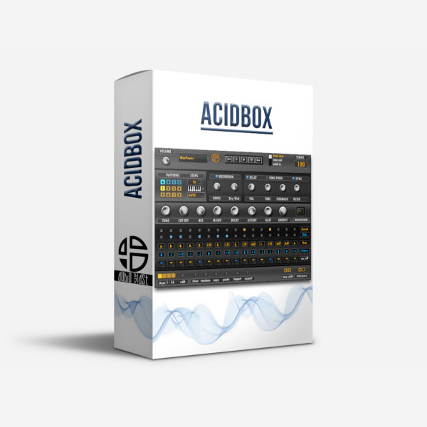 Music softwares - AcidBox