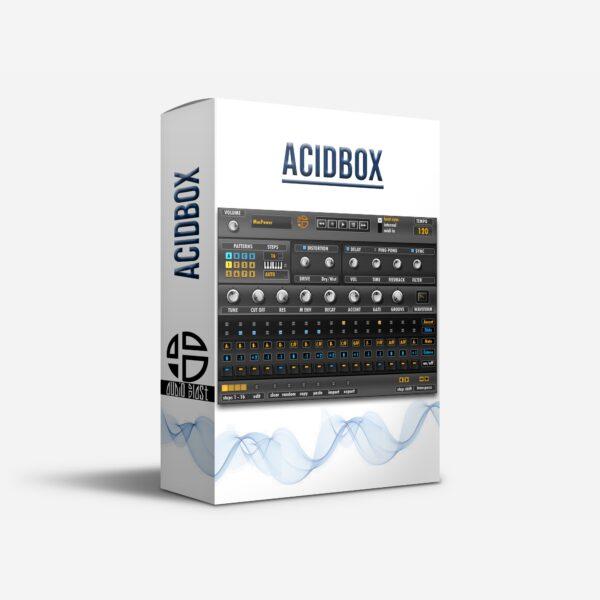 Music softwares - AcidBox